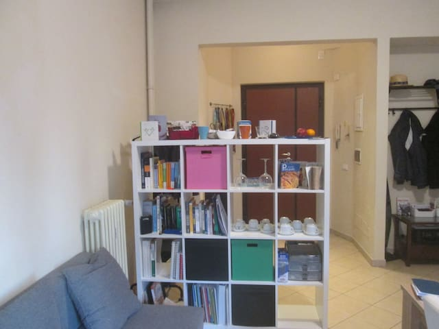 Single room with private taxi near Porta Pia - Rome - Bed & Breakfast
