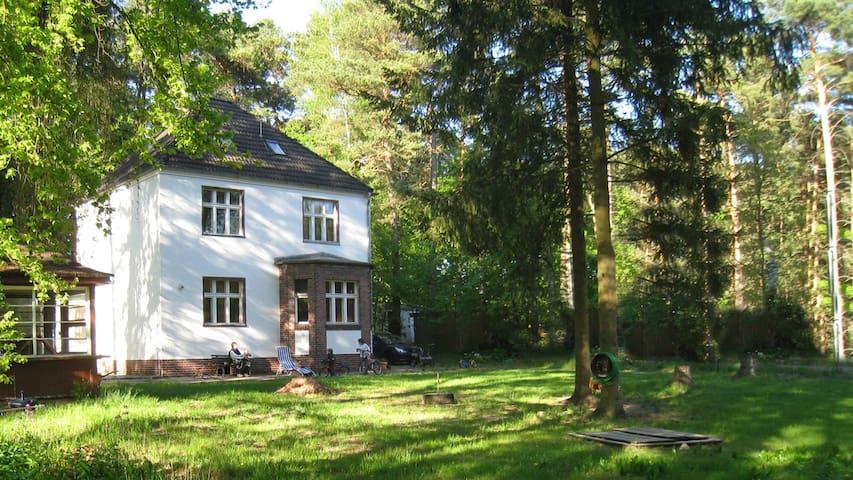 VILLA AM SEE - nähe Berlin - Biesenthal - Huis