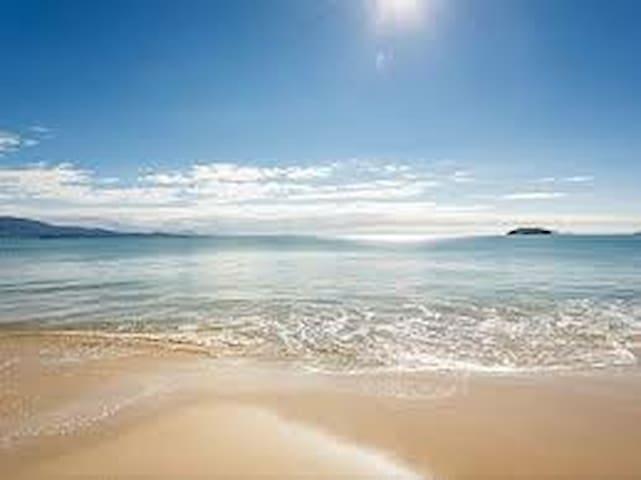 Linda suíte próxima da praia - Florianopolis