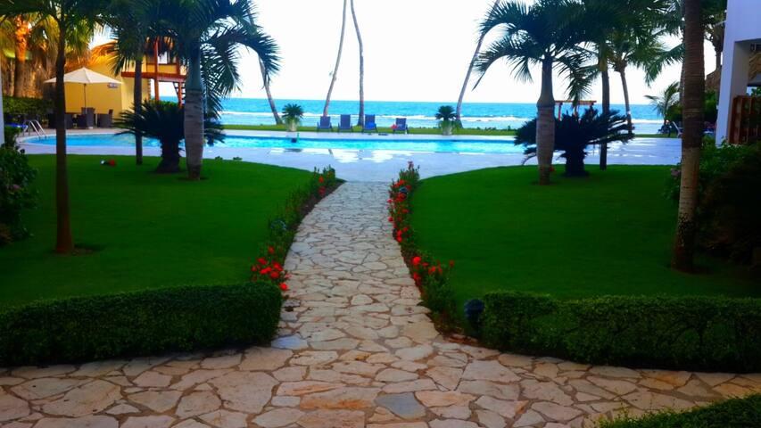 Apartamento en Playa de Juan dolio,Dominican Rep. - Juan Dolio - Apartment