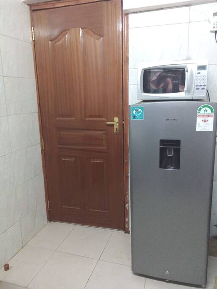 Spacious and clean one bedroom in Thika