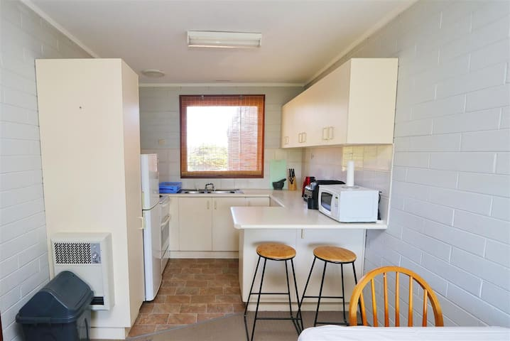 One bedroom private unit next to Scullin Shops