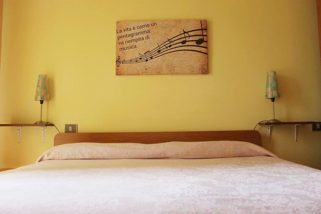 Camera da letto per due persone - Bedroom for 2 people