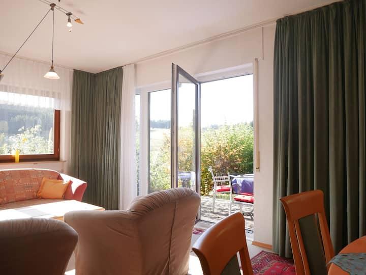 Apt 3 Haus Lucia, (Schönwald), Appartement 3, 80 qm, 2 Schlafzimmer, max. 4 Personen