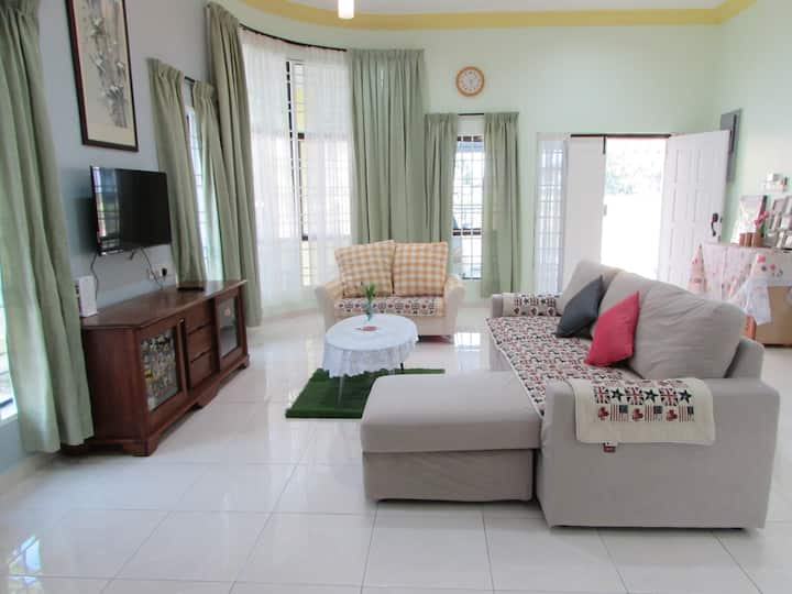 Room3@Lohas Ipoh,2Px,1R1B,1min to Cameron Junction