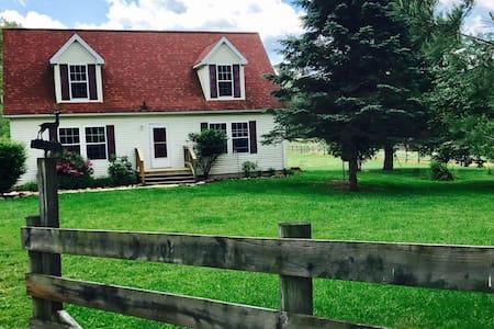 Highland River House