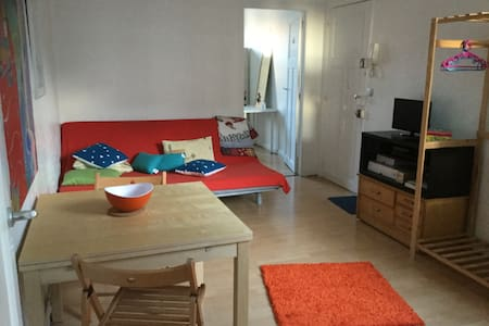 Appartement 35 m 2 plein centre ville - Reims