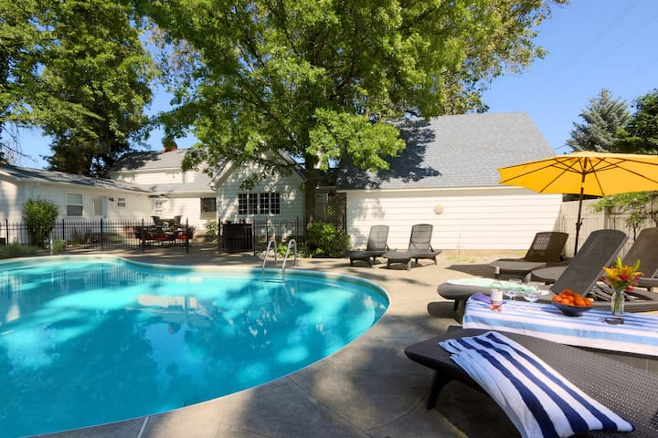 In-Town Pool Property, Perfect for Entertaining