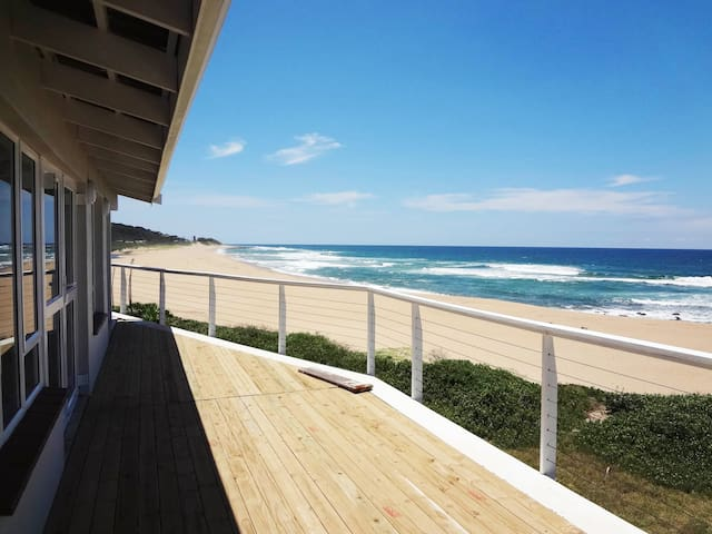 The Whale House Beach Front luxury - Pennington - Haus