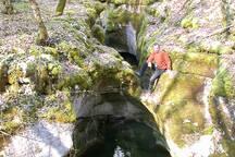Pont des Tines  à Réoux