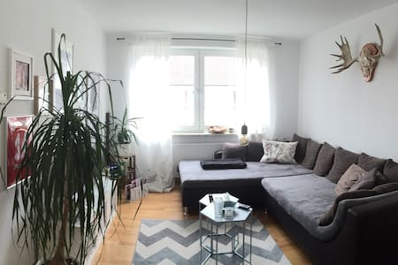 Very central flat, swedish nature! - Kassel - Osakehuoneisto