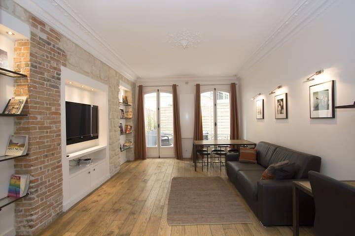 Appartement pour 7 personnes Gare de Lyon