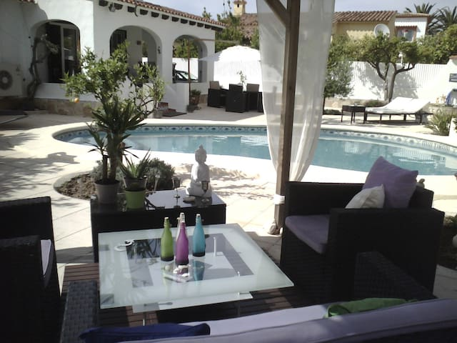 La Casa Blanca Un oasis de paix à 200m de la plage - Els Poblets - Bed & Breakfast