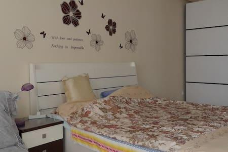 Amy's home盛世公寓--安静温馨 - Changchun - Apartment