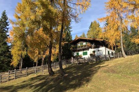 Selbstversorger Berghütte in der Südtiroler Natur - Tret