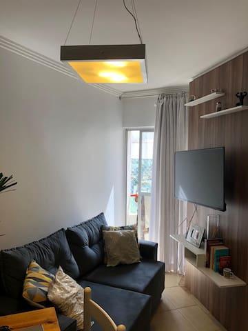 Apartamento lindo no Bela Vista/ótima localização
