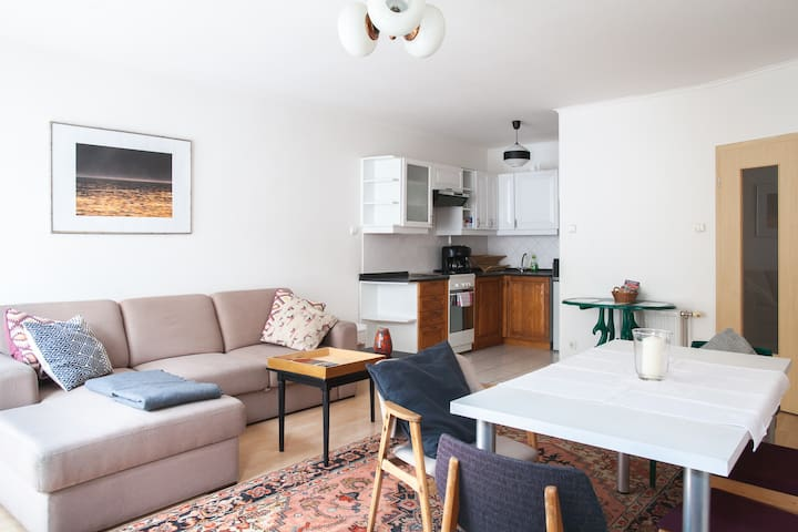 Cosy downtown apartment (up to 6 person)