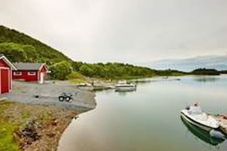 Koselig,leilighet i båthus,Campingbil/ vogn plass