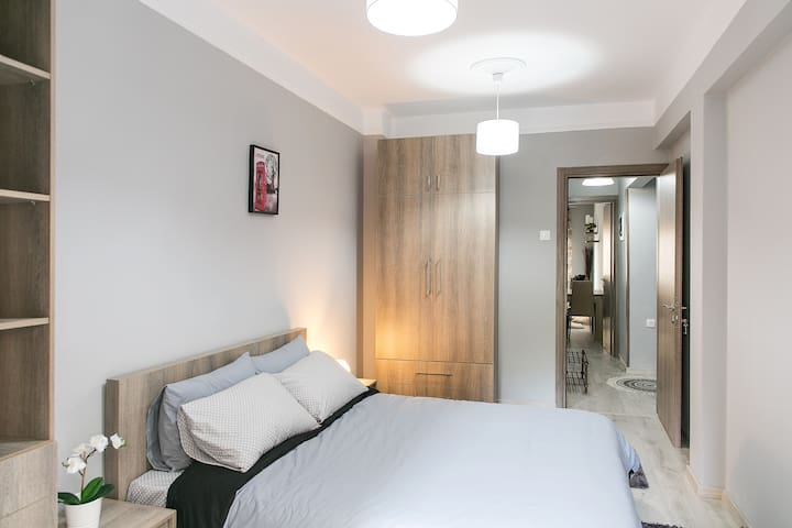 High-end luxury apartment downtown Thessaloniki