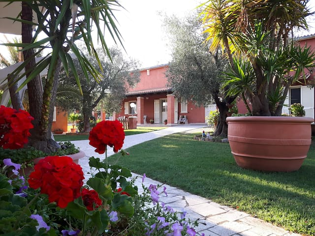 Triple room between sea and natural spas - Manciano - Bed & Breakfast