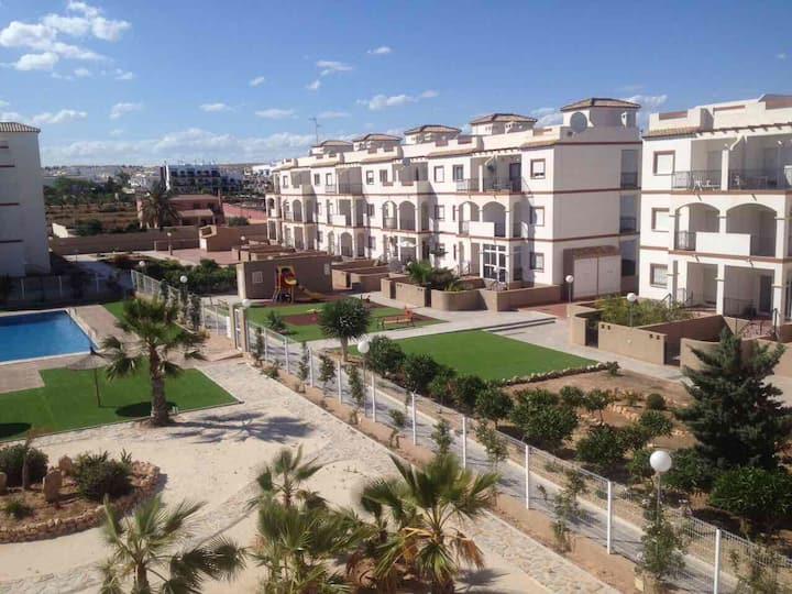 Чудесные апартаменты в Аликанте