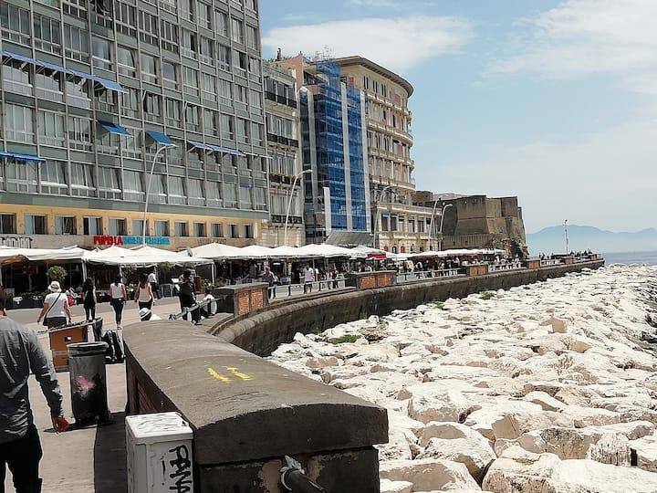 Dimora sul mare antica Napoli