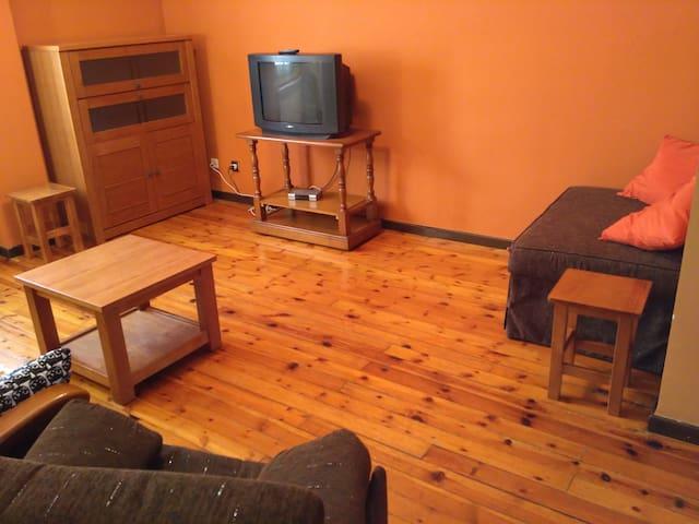 Acogedor apartamento en Seira (Huesca) - Seira - Lakás