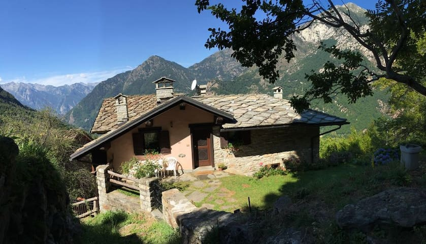 Rascard - Valle di Gressoney - Lillianes - Apartament