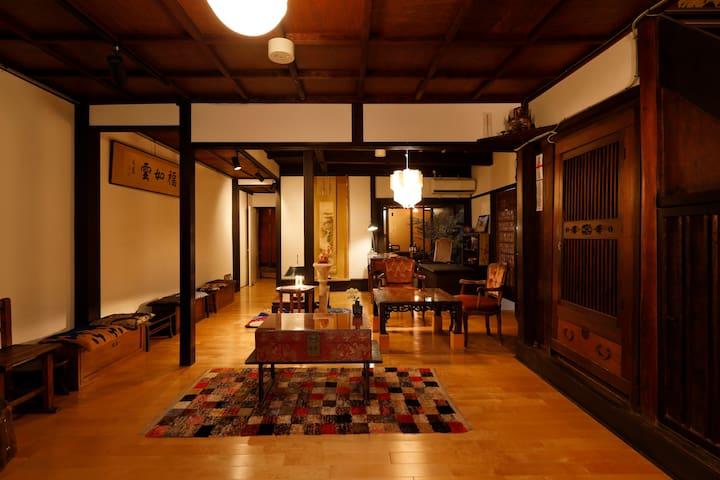 【VintageMACHIYA】 guesthouse Close to Heian Shrine