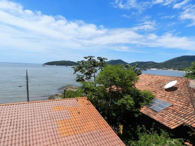 Apto 2 quartos com a MELHOR VISTA de Porto Belo - Porto Belo - Appartement