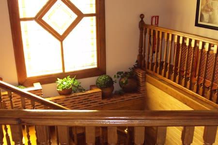 Casa de  montaña en Sierra de Gredos - Navarredonda de Gredos - Huis