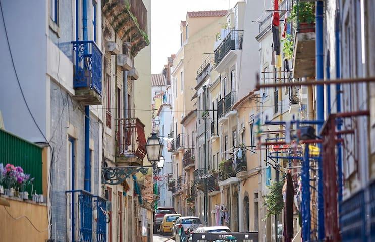 Cozy Apartment in Lisbon-Madragoa