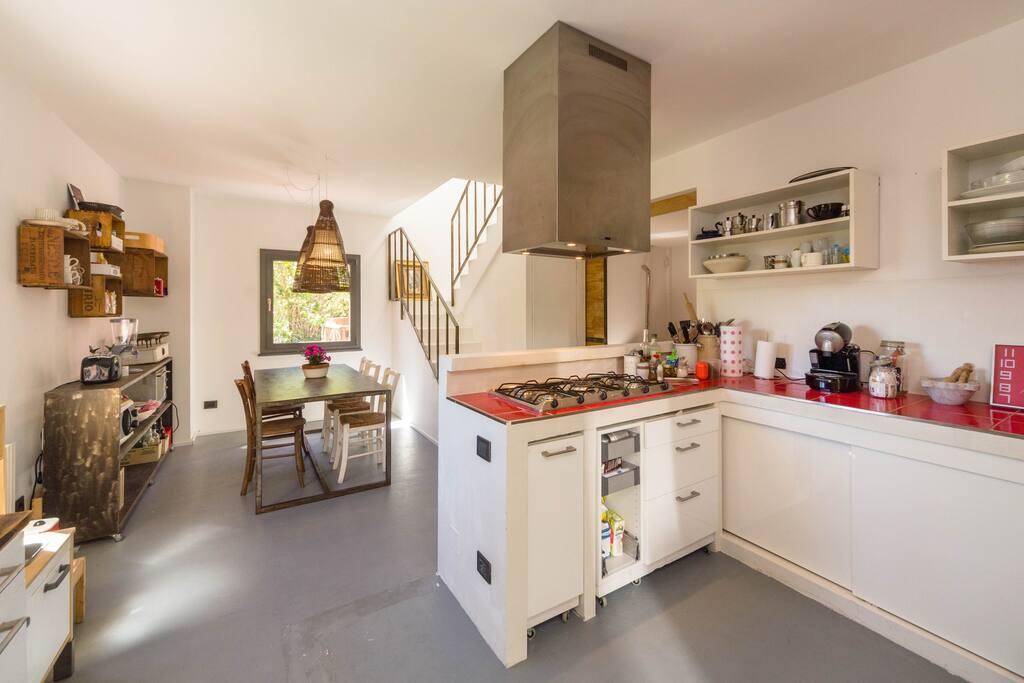 Kitchen & Lunchroom