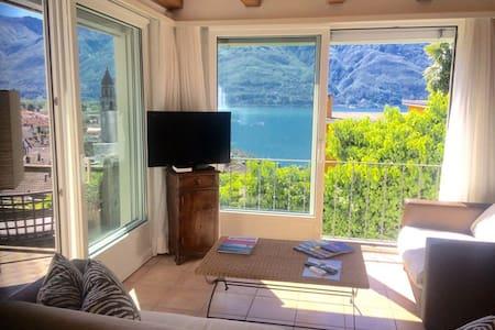 Duplex House with view! Including garage - Ascona - Casa