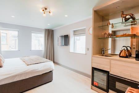 Clarendon Suites  King Room 3