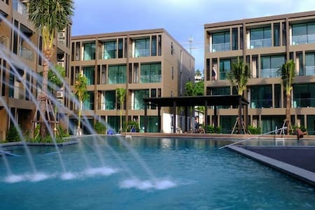 2 Bedrooms with Pool Access - Tambon Wichit