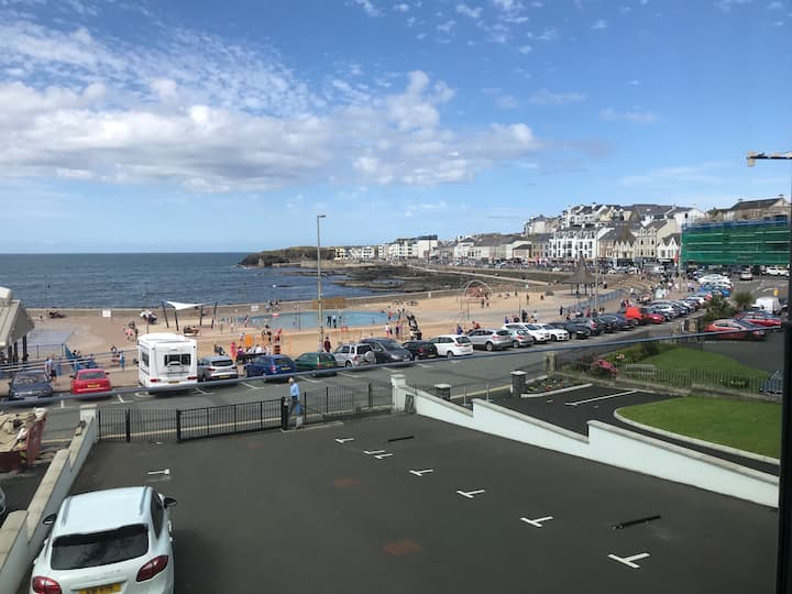 Portstewart Sea Front Apartment