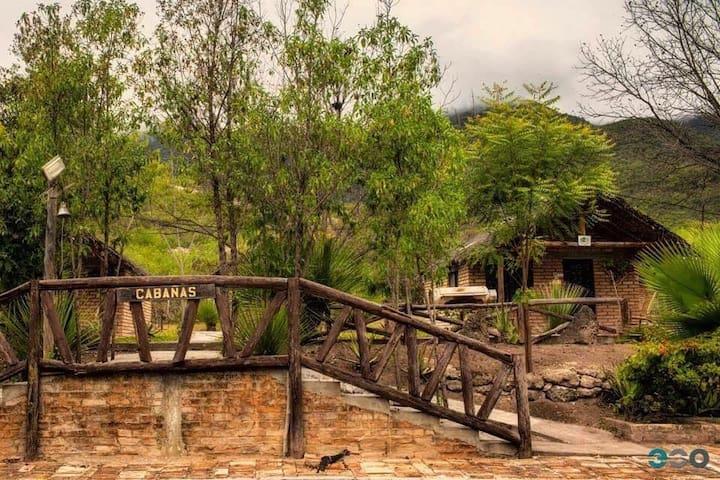 Cabañas & Spa-ecoturismo-restaurant - Jaumave - 獨棟