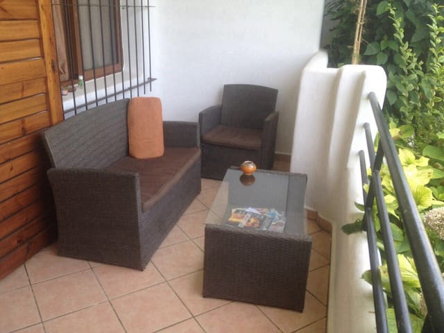 Well-equipped apartment in Colina Beach (Kabila) - Marina Smir - Lakás