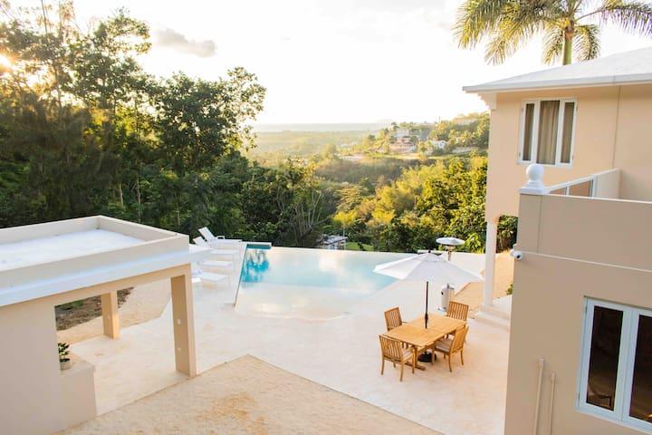 Casa Campo Alegre | Sunset View Luxury Villa |
