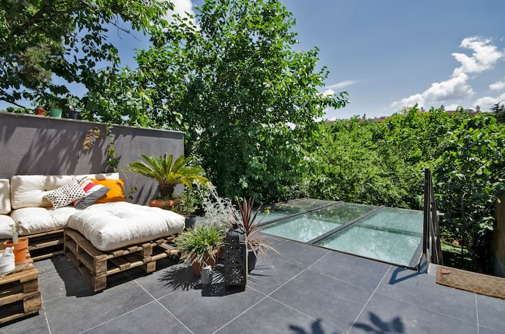 A Green Oasis in the Heart of the City
