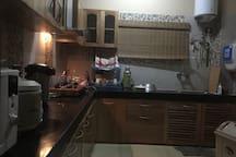 Kitchen again.