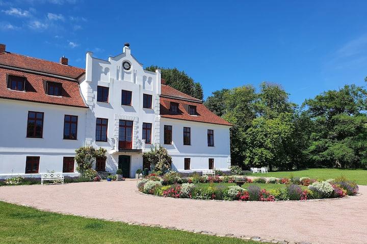 Historic Apartment in Gerdshagen with Garden