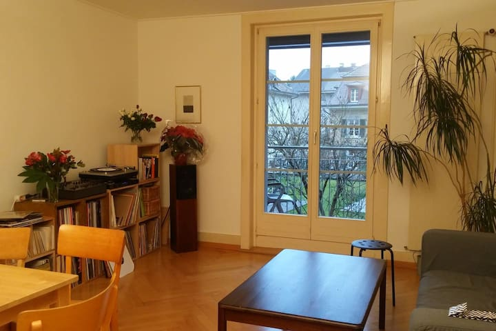 Central Apartment in Bern