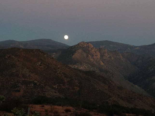WebsterBilly Ranch-Guest Suite with refundable cleaning fee - Ramona - Cabin