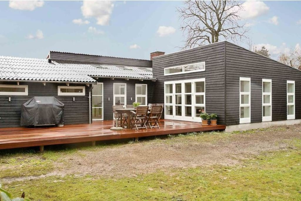 Family friendly house near forests lakes and cph - Zen forest house seulement pour cette maison en bois ...
