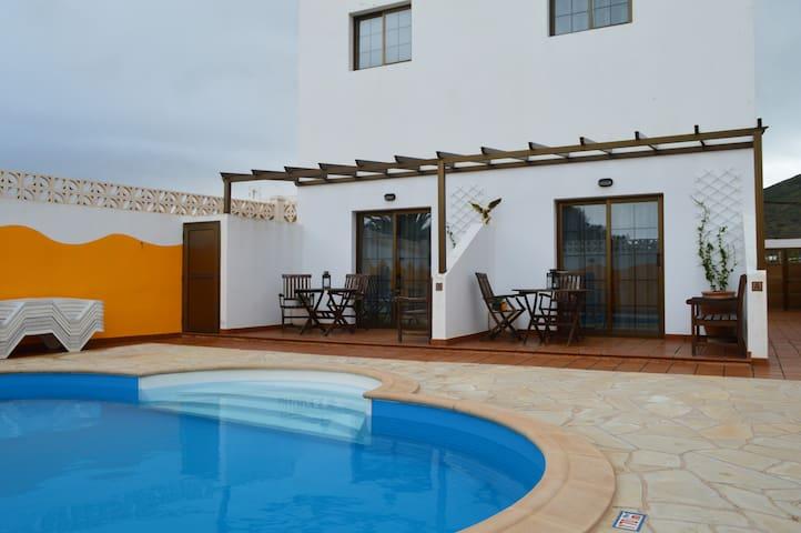 Casa la Ermita 1B - Máguez - Apartment