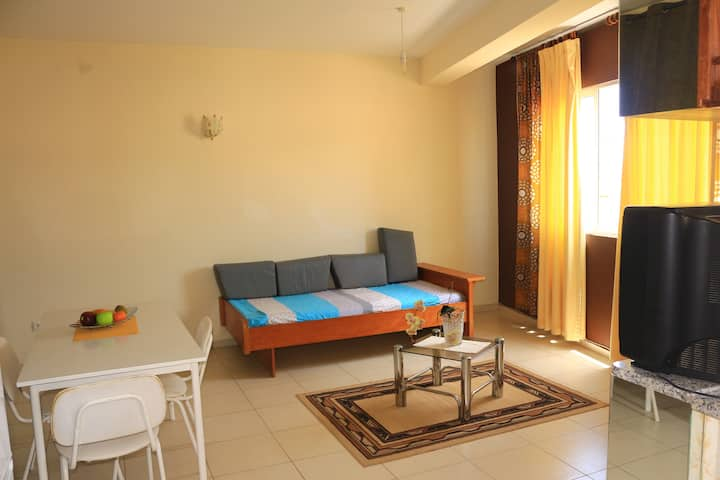 A great holiday apartment in Mindelo