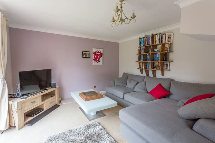 Single room in lovely house - Sheffield - Casa