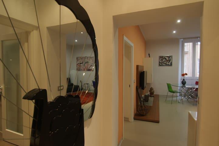 Moderno appartamento tra porto e stazione - Civitavecchia - Apartment
